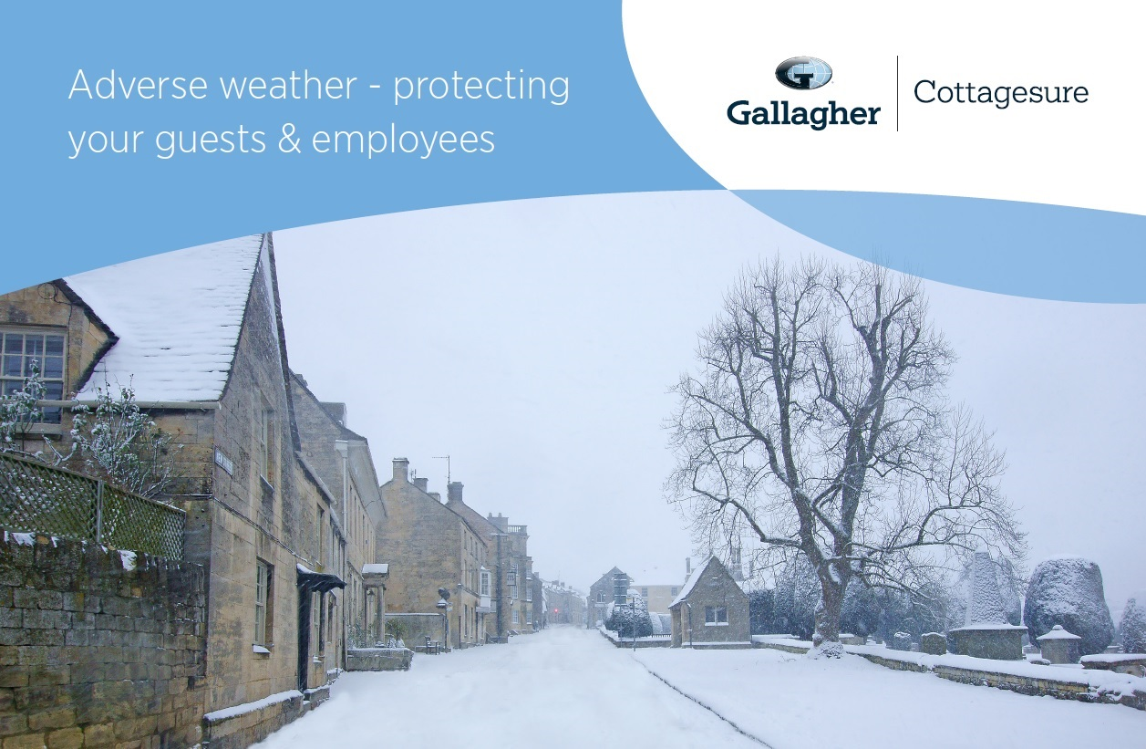 Adverse Weather - Protecting your Staff & Guests